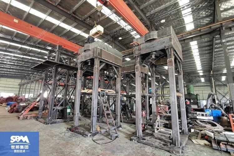 Ultra Fine Wet Stirring Mill