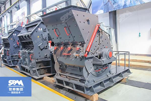 European Coarse Powder Grinding Mill