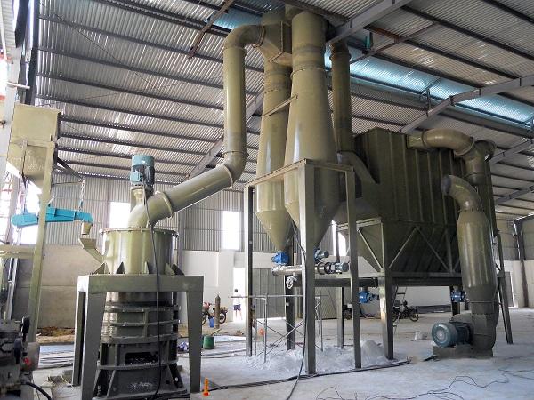 Gypsum Industrial Ultrafine Powder Mill