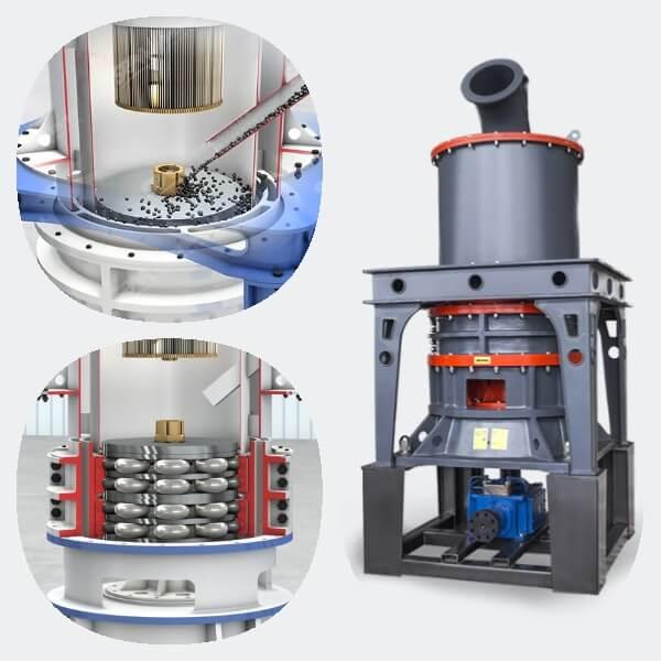 HGM ultrafine grinder