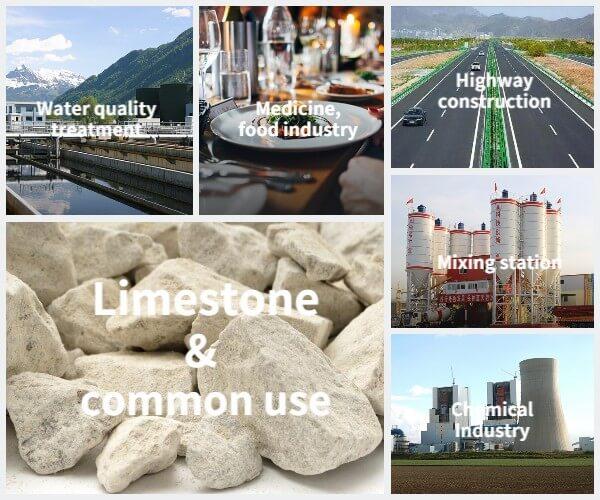 limestone common uses