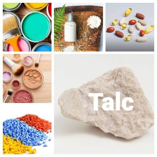 talc uses