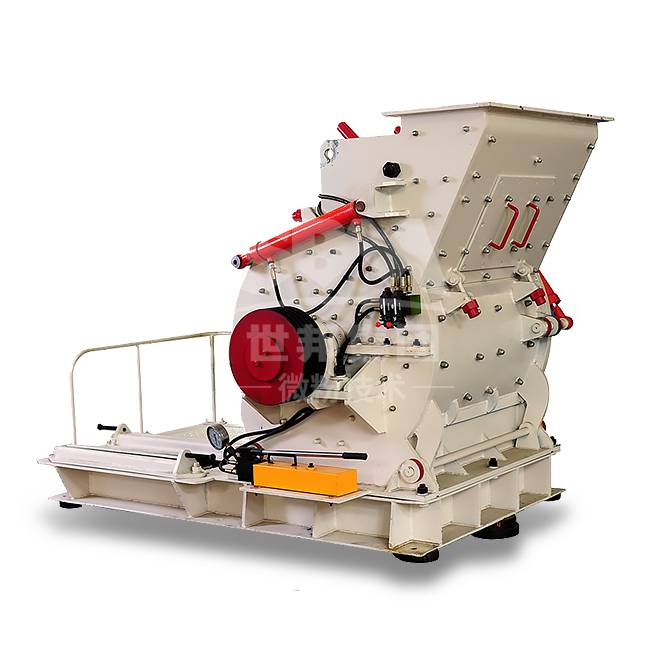 coarse powder mill