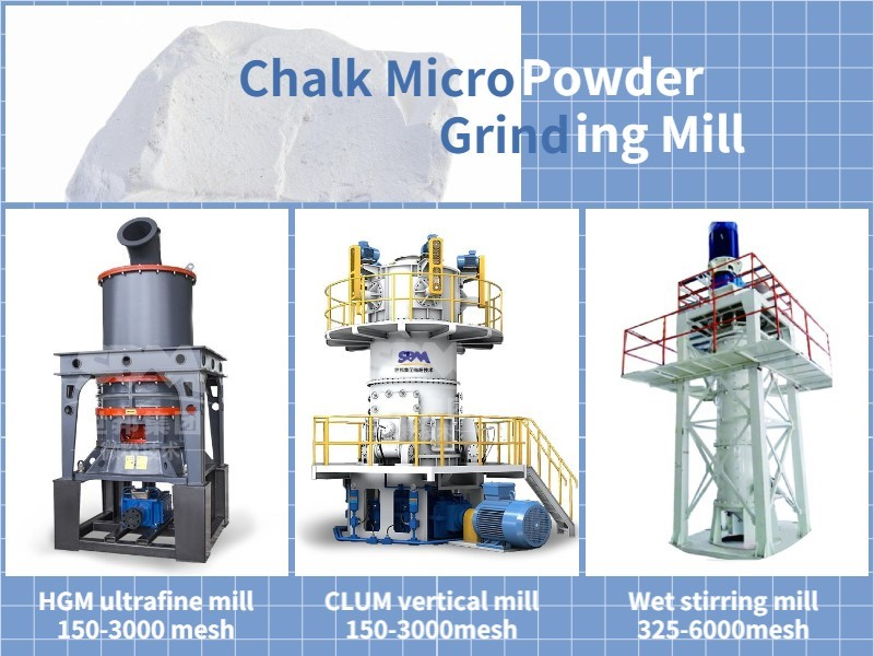 Chalk Micro Powder Mill