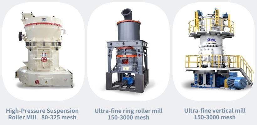 Wollastonite Industrial Grinding Mill Equipment